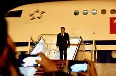 中国与文莱将关系提升为战略合作伙伴关系