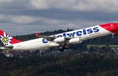 瑞士Edelweiss 航空公司开通苏黎世至胡志明市的直达航线