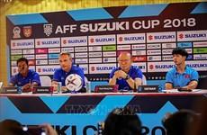 2018年铃木杯东南亚足球锦标赛:越南驻缅甸大使给越南球队打气助威