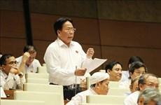 越南国会第六次会议:讨论《刑事案件执行法(修正案)》