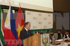 掀开越南与南非外交关系的新一页