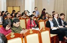 外交部副发言人阮芳茶:维护东海和平与稳定是各方共同责任