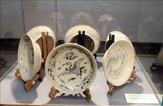 """""""昔日陶瓷之美""""艺术展在岘港举行"""