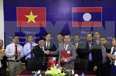 越南通讯社与老挝通讯社——培育越老特殊关系的桥梁