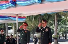 越南与泰国促进防务合作