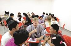 英孚教育:越南成人英语水平排亚洲第7
