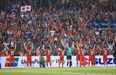 AFF SUZUKI CUP 2018:国际媒体高度评价越南的胜利