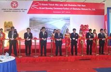 河南省Chubutsu(越南)加工厂投入运行