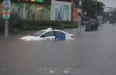 受第九号台风影响的胡志明市等省市多所学校停课  多架航班受影响