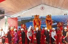 产量达2500万颗的椰青工厂动工兴建