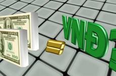 27日越盾兑美元汇率和英镑汇率涨跌互现