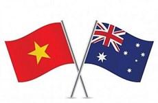 越南与澳大利亚建立防务关系20周年纪念仪式在河内举行