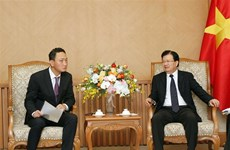 韩国对越南开放长期多次往返签证为促进越韩交流合作创造便利