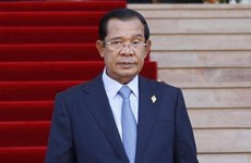 柬埔寨首相洪森即将对越南进行正式访问
