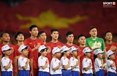 越南国足跻身国际足联排名100强