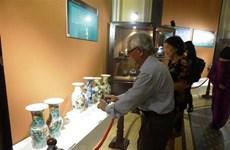 胡志明市展示130多件珍贵文物
