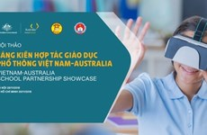 越南与澳大利亚进一步加强普通教育合作力度