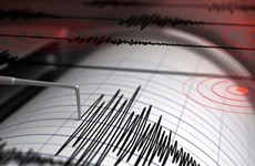 印度尼西亚塔宁巴尔群岛海域发生6.5级地震