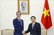 越南政府副总理王廷惠:越南重视与OECD的合作