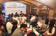 旅捷越南青年大学生为旅捷越南人社群各项活动做出积极贡献