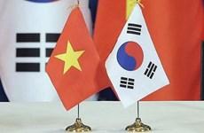 越南与韩国促进贸易与投资合作发展