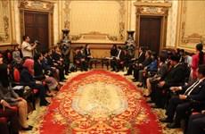 加强日本与东南亚各国青年的团结协作