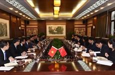 越南与中国农业合作关系深入发展