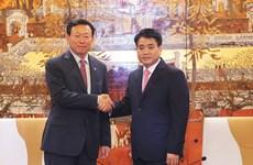 韩国乐天集团拟扩大对河内的投资力度