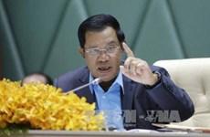 柬首相正式访越致力推进越柬友好合作关系实现更好发展