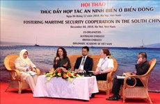 """""""推动东海海上安全合作""""研讨会在河内举行"""