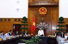 阮春福总理就2019年联合国佛诞大典筹办工作召开会议