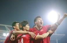 AFF Suzuki Cup 2018:越南队主场2-1取胜 晋级决赛