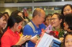 AFF Suzuki Cup 2018:越南驻马来西亚大使给越南国足打气助威