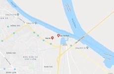 外籍船员在船靠泊海防市海安港前死亡