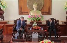 越南芹苴市与阿根廷农业领域合作前景明朗