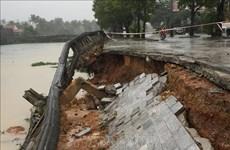 洪水给中部和中部以南地区各省造成严重损失