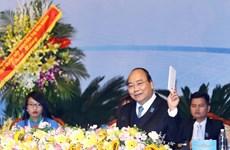 阮春福总理:打造一支有气质、坚定信心、积极行动的新代学生