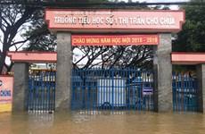 越南多地遭受暴雨袭击  政府调动各方面资源开展灾后重建工作