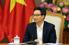 武德儋副总理:大力建设专业化的外交人员队伍