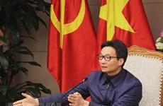 政府副总理武德儋指导政府关于社会政策决议落实工作