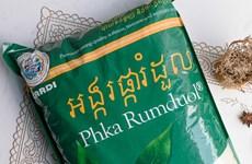 2018年前11月柬埔寨大米出口量下降13%