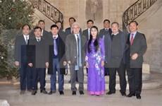 越南寻求在法国的投资合作机会
