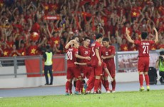 AFF Suzuki Cup 2018:官方网列出越南和马来西亚两只球队的最强悍球员