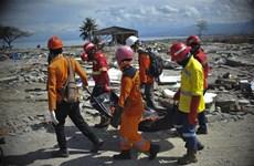 德国为印尼灾区重建援助2500万欧元