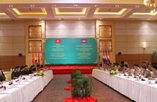 越南与柬埔寨加强边境管理合作 保持边境地区安全稳定