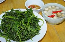 越南美食反映越南民族的哲学道理和人生观