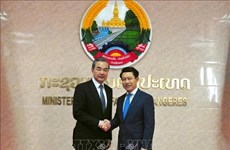 老挝与中国加强双边合作