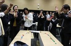日本爱知县加强与越南人力资源合作