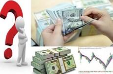 12月19日越盾兑美元汇率较为稳定