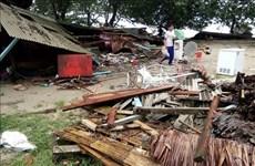 印尼万丹遭海啸袭击 死亡人数持续增加
